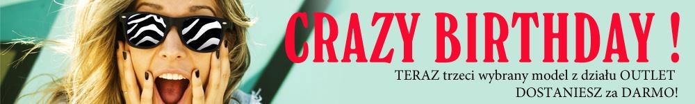 MODELE W OUTLECIE ZA DARMO!!! Świętuj z nami 7 urodziny ZebrasBOX i ciesz się PREZENTEM!