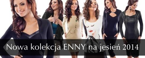 Zobacz kolekcję ENNY na jesień 2014!