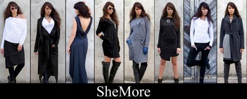 Nowa kolekcja SheMore na jesień - Muszisz  to zobaczyć!