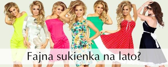 Zobacz kapitalne sukienki na lato!