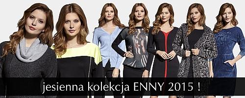 Zobacz nową kolekcję ENNY jesień-zima 2015  i wybierz coś dla Siebie!