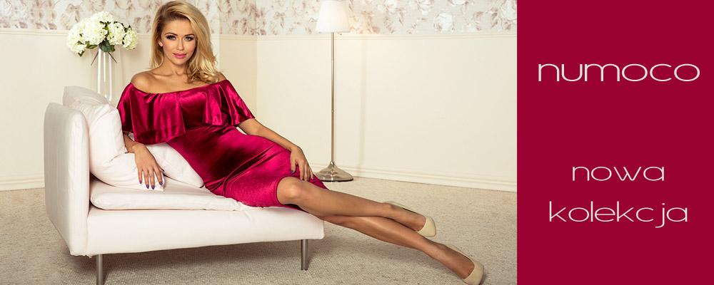 Nowa kolekcja sukienek od NUMOCO - idealnie  na wiosnę i lato!