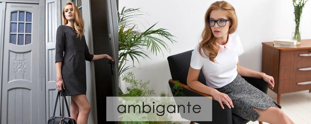 Nowa kolekcja AMBIGANTE - zobacz TERAZ!