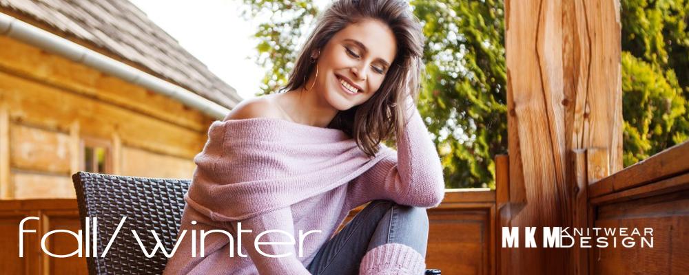 Najnowsza kolekcja sweterków na jesień i  zimę od MKM!